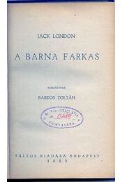 A barna farkas - Régikönyvek