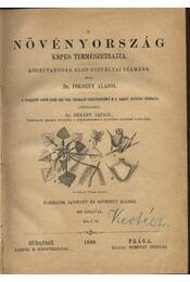 A növényország képes természetrajza - Régikönyvek