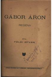 Gábor Áron - Régikönyvek