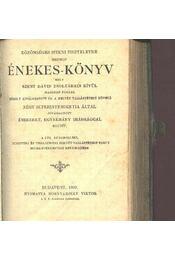 Énekes könyv - Régikönyvek