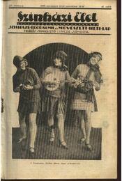 Szinházi élet 1925. 45. szám - Régikönyvek
