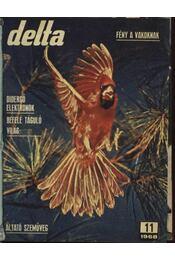 Delta 1967-68. évfolyam - Régikönyvek