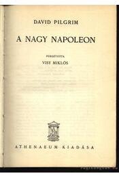 A Nagy Napóleon - Régikönyvek