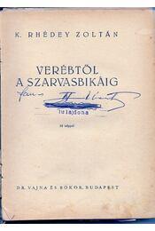 Verébtől a szarvasbikáig - Régikönyvek