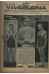 Tolnai Világlapja 1936/33. - Régikönyvek