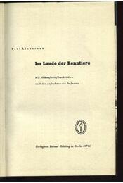 Im Lande der Renntiere - Régikönyvek