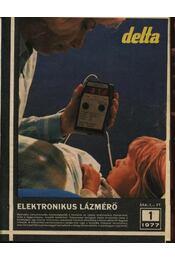 Delta 1977. évfolyam (Teljes) - Régikönyvek