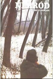 Nimród 1981. évfolyam (teljes) - egybekötve - Régikönyvek