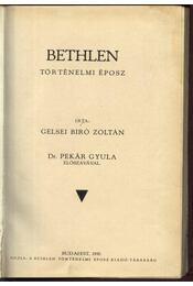 Bethlen - Régikönyvek
