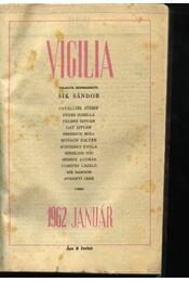 Vigilia 1962. (teljes) - Régikönyvek