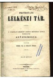 Protestáns lelkészi tár, Imák - Régikönyvek