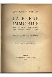 La perse immobile - Régikönyvek