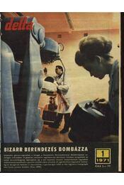 Delta 1971. évfolyam - Régikönyvek