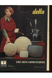 Delta 1978. évfolyam (Teljes) - Régikönyvek
