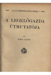A legelőgazda útmutatója - Régikönyvek