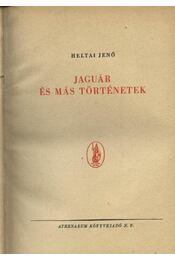 Jaguár és más történetek - Régikönyvek