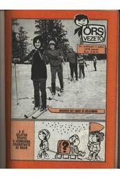 Őrsvezető 1978. évfolyam (teljes) - Régikönyvek