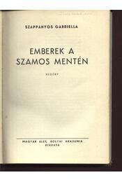 Emberek a Szamos mentén - Régikönyvek