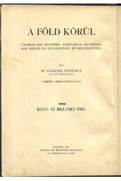 Kelet- és hollandus India 3. kötet - Régikönyvek