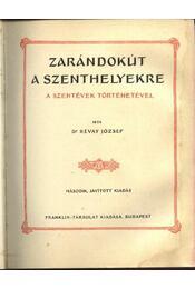 Zarándokút a Szenthelyekre - Régikönyvek