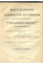 Magyarország vármegyéi és városai (Nógrád vármegye) - Régikönyvek