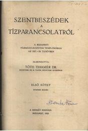 Szentbeszédek a tízparancsolatról I-II. kötet - Régikönyvek