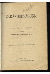 Zarándnokságunk - Régikönyvek