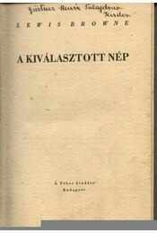 A kiválasztott nép - Régikönyvek