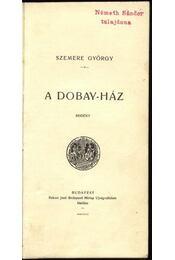 A Dobay-ház - Régikönyvek