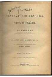 Hajózás a szárazföldi vizeken III. - Régikönyvek