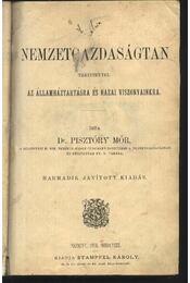 Nemzetgazdaságtan - Régikönyvek