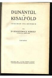 Dunántúl és Kis-Alföld írásban és képben I-II. kötet - Régikönyvek