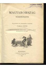 Magyarország története - Régikönyvek