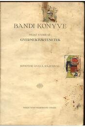 Bandi könyve - Régikönyvek