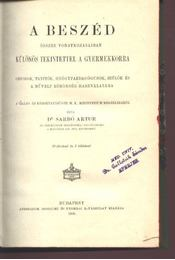 A beszéd - Régikönyvek