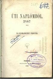 Úti naplómból - Régikönyvek