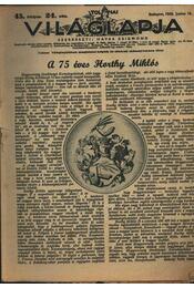Tolnai Világlapja 45. évfolyam 24. szám - Régikönyvek
