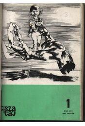 Tiszatáj 1968. évf. jan. - jún. (fél évfolyam) - Régikönyvek