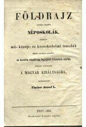 Földrajz - Régikönyvek