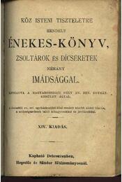 Énekes-könyv (XIV. kiad.) - Régikönyvek