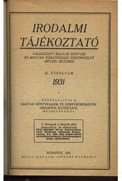 Válogatott magyar könyvek és magyar vonatkozású idegennyelvű művek jegyzéke IX. évfolyam - Régikönyvek