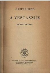 A vestaszűz - Régikönyvek