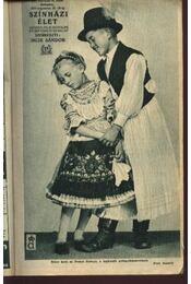 Szinházi élet 1935. évfolyam 35. szám - Régikönyvek