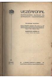 Vezérfonal fertőtlenítők elméleti és gyakorlati kioktatására - Régikönyvek