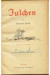 Julchen - Régikönyvek