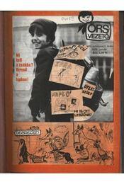 Őrsvezető 1975. - Régikönyvek
