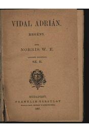 Vidal Adrián - Régikönyvek