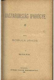 Magyarország iparügye - Régikönyvek