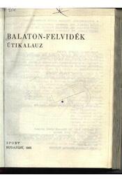 Balaton-felvidék - Régikönyvek