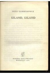 Izland, Izland - Régikönyvek